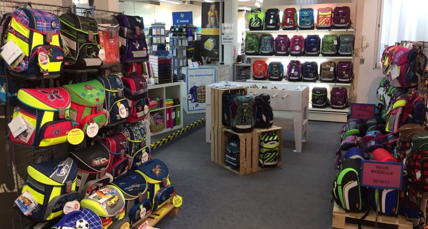 Schulranzen, Schulrucksäcke und Schultaschen für Schulkinder ...