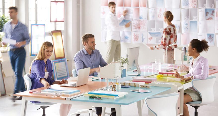Büromöbel für einen ergonomischen Arbeitsplatz - Schaal in Ravensburg